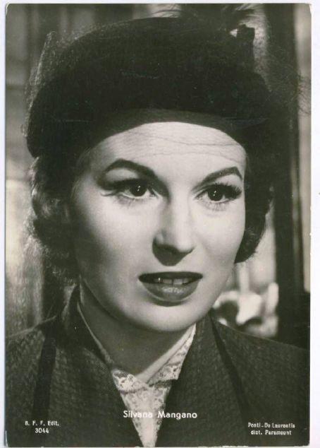 Mangano Silvana