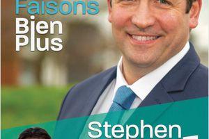 Communiqué de Stephen Hervé