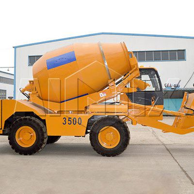 Why You Might Need A Self Loading Mobile Concrete Mixer