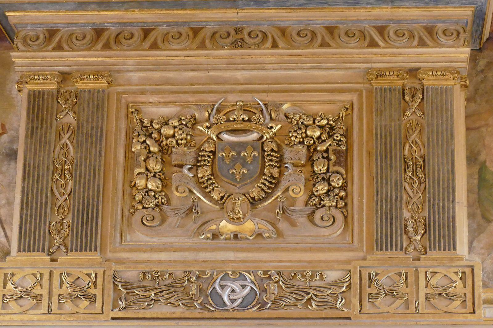 Château de Fontainebleau. Photographie lavieb-aile.