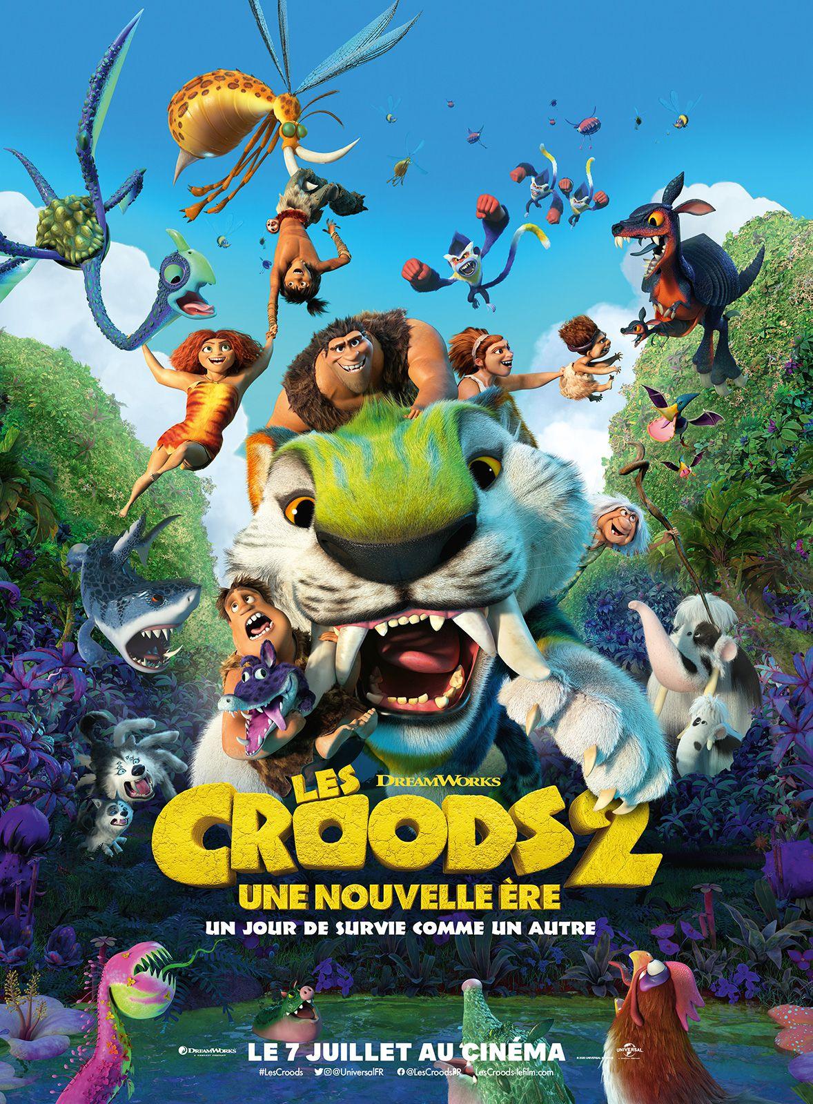 LES GROODS 2 : UNE NOUVELLE ERE >> Validé !