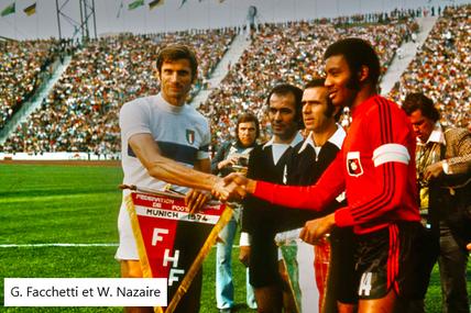 Coupe du Monde 1974 en Allemagne de l'ouest, Groupe 4: Italie - Haïti