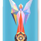 Omen Text IPhone Case for Sale by Michael Bellon