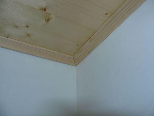 D/écorative Blanc Moulure d/écorative moderne Baguettes en polystyr/ène E-3 2 m/ètres L/ég/èrement stables Barre de stuc 22 x 25 mm