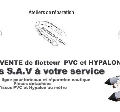 lesboudins.com 1er réseau de réparateurs semi-rigide PRO