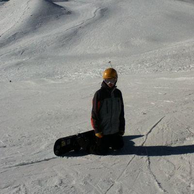 SNOW SESSION STE ANNE