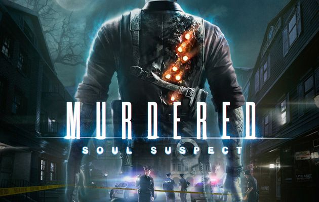 TEST de MURDERED SOUL SUSPECT (sur PS4): l'enquète surnaturelle...