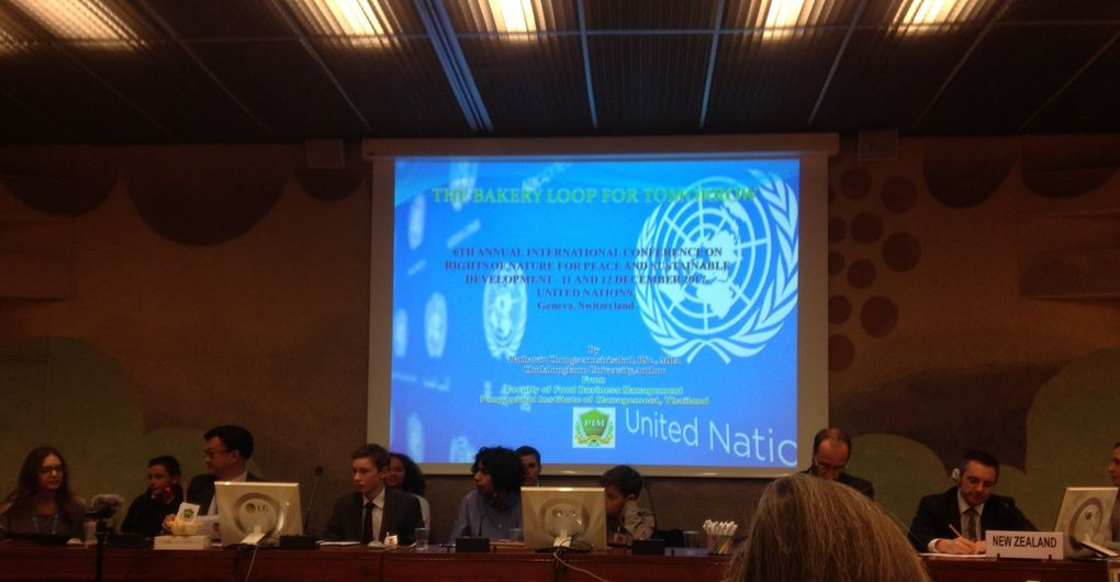 CONFERENCE ANNUELLE INTERNATIONALE - NATIONS UNIES - GENEVE, 11---15 DECEMBRE 2017
