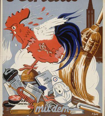 En Alsace et Moselle, depuis 1940, le droit Nazi est en vigueur