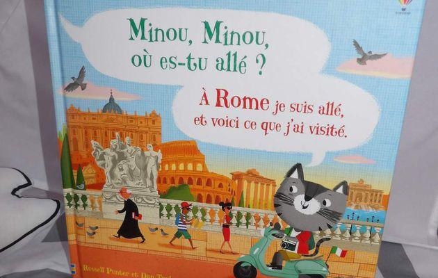 A la découverte de Rome avec Minou