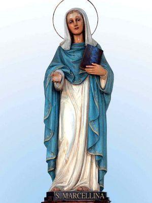 8 Luglio : inizio della Novena a Santa Marcellina Vergine