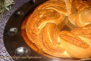 Brioche Kringle d'Assiettes Gourmandes