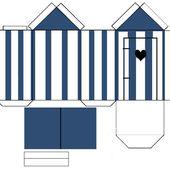 Les cabines pliables - Miss Wood