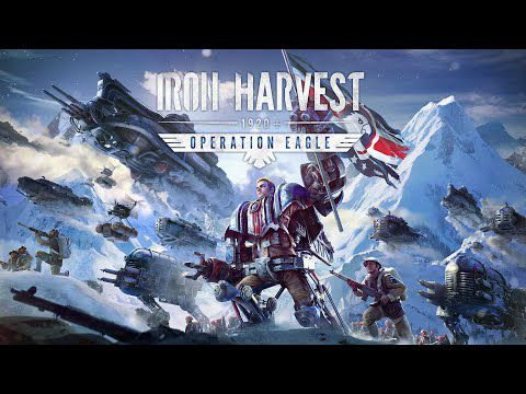 "[ACTUALITE] Iron Harvest 1920+ - ""Operation Eagle"", une nouvelle extension"