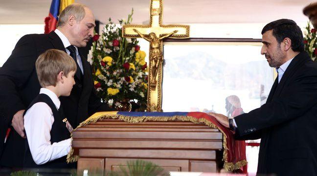 La mystérieuse femme d'Alexandre Loukachenko