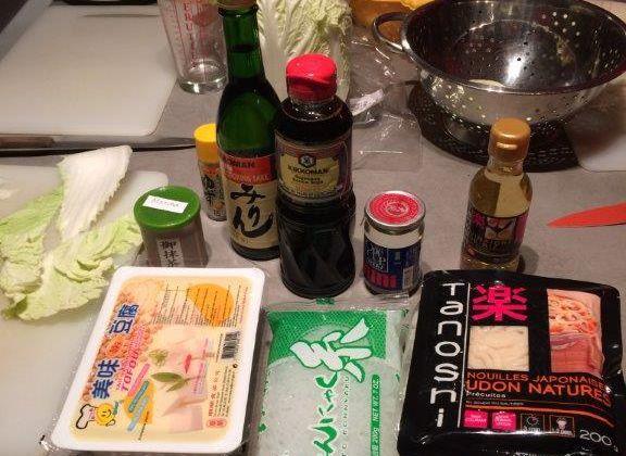 Atelier cuisine et langue japonaise #3