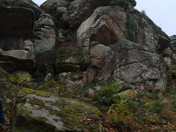 Balade au Puy de Pauliac
