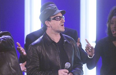 Bono - 41st Grammy Awards -Shrine Auditorium - Los Angeles -24/02/1999