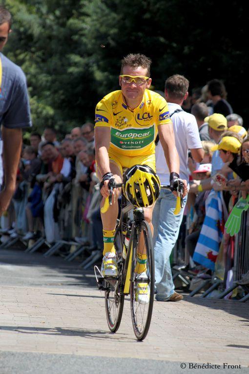 Il est beaucoup question du Tour de France, mais il n'y a pas que cette course dans la vie ! Photo d'Amelie Croguennec et Bénédicte Front.