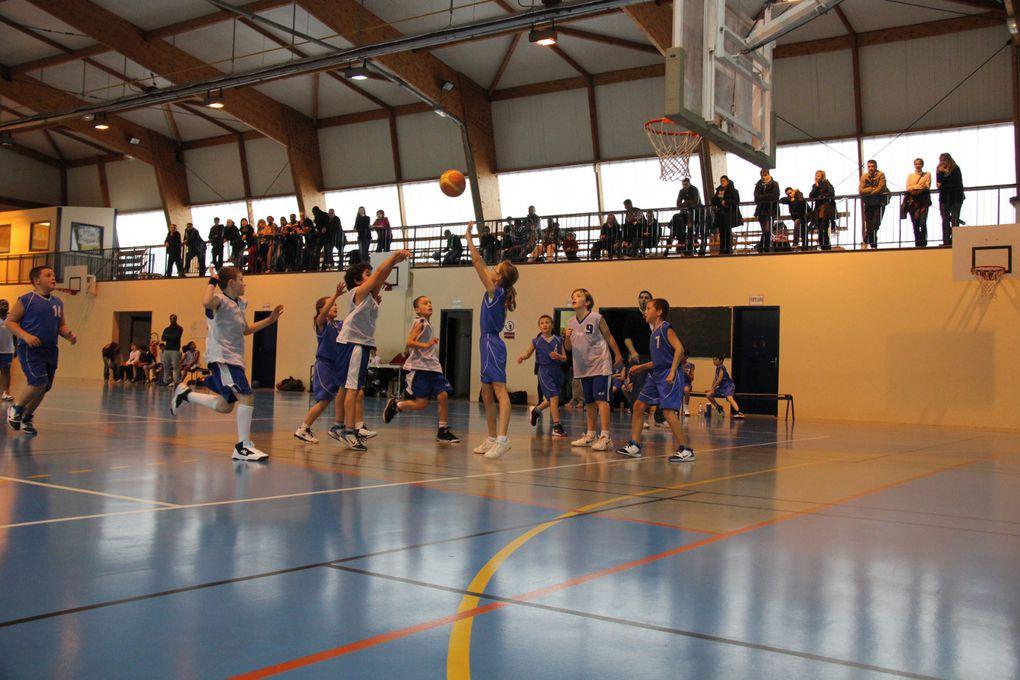 16/11/2013 : Poussins 1 contre Annet-sur-Marne