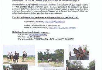 TransLayon 2013 (pré-inscription)