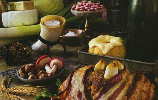 [REVUE LIVRE CUISINE GEEK] THE ELDER SCROLLS Le livre de cuisine officiel aux éditions PANINI BOOKS