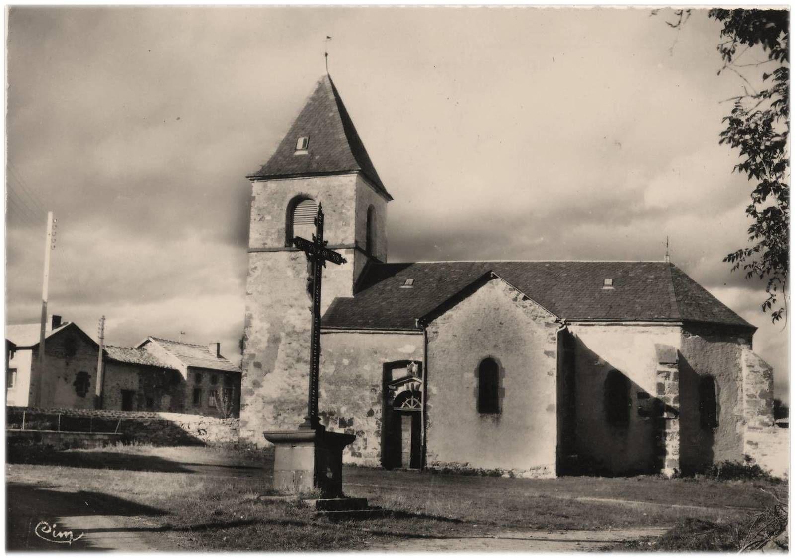 Il était une fois Saint Mary Le Plain