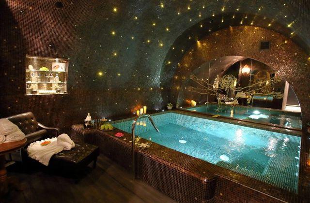 Paris romantique : Un brunch/Spa à l'hôtel Da Vinci