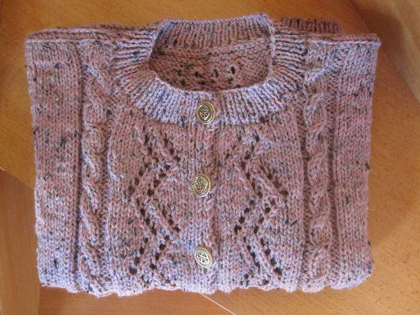 La laine pour Belle-Maman