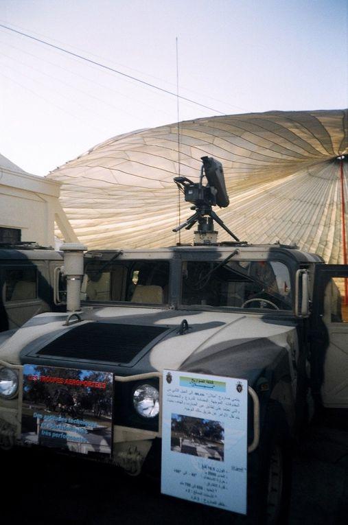Photorama : Humvee des Forces armées royales marocaines