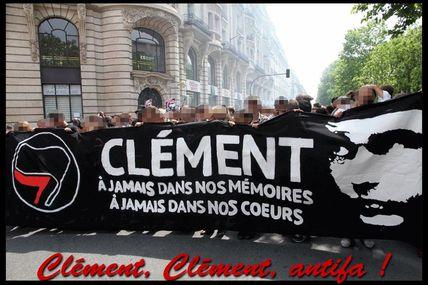 Á Clément.