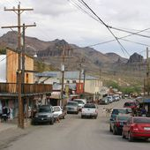 Oatman (Arizona) - Wikipédia
