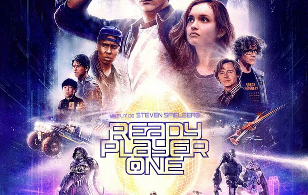 [AVIS CINEMA SALLE] READY PLAYER ONE