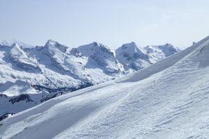 Col de Balafrasse : En boucle Combe S-E > Combe E de Pointe Blanche
