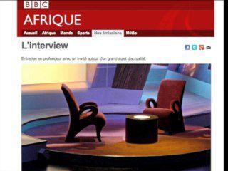 Oslo, 20 ans après : interview sur BBC Afrique
