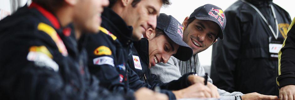Jeu de chaises musicales chez Red Bull et Toro Rosso ?