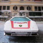 LAMBORGHINI COUNTACH 5000S 1/43 BURAGO SPIRIT OF LE MANS 76 - car-collector.net