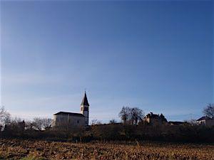 Petite église de chez nous
