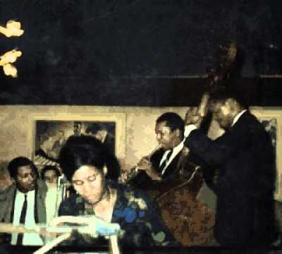Alice Coltrane & Pharoah Sanders - Lord, Help Me To Be