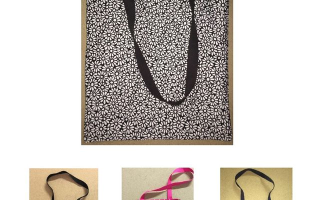 Tote Bag réversible - Tuto Couture DIY