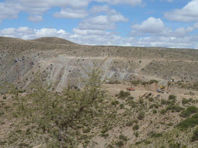 tupiza, le sud Lipez, salar d Uyuni, retour vers Tupiza, les fresques écolos de Tarija.