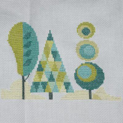 Forêt de printemps