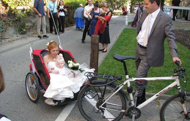 Un mariage ambiance nature... 3 et 4 octobre 2009