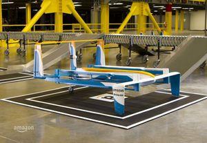 Amazon veut dominer la livraison par drone