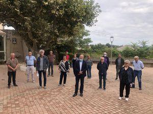 Les nouveaux élus  du syndicat mixte du Parc naturel régional du Verdon