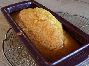 Le cake au citron et à l'huile d'olive de Provence de Christophe Bacquié
