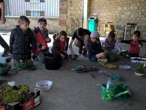 Ateliers créatifs : on jardine !!