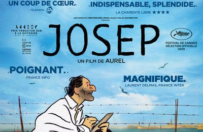 JOSEP, film d'animation d'AUREL