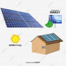 L'énergie solaire pour alimenter des foyers