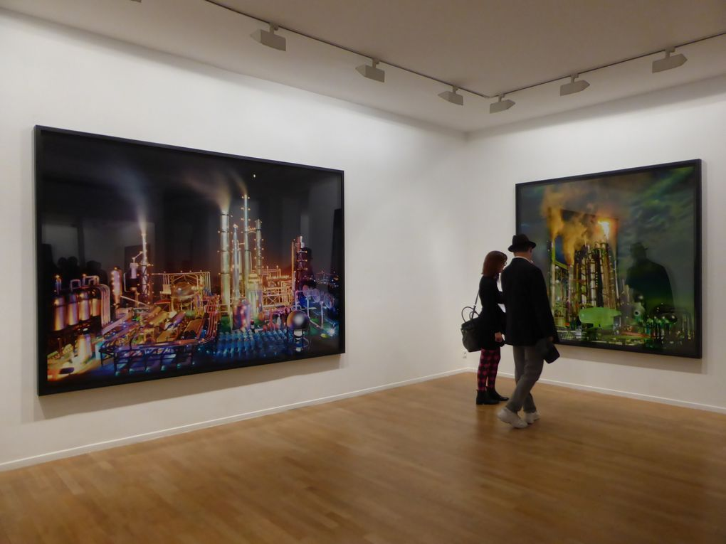 Exposition David LaChapelle – Land scape. Galerie Daniel Templon, Paris © photographies Le curieux des arts Gilles Kraemer, 29 octobre 2014